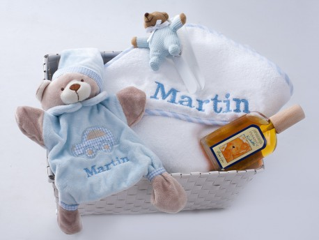 Canastilla Martin